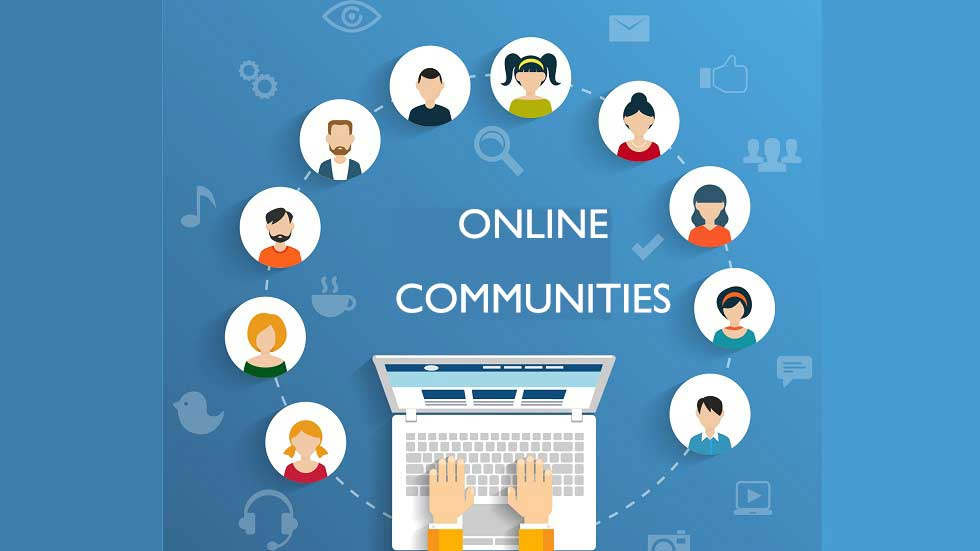 hotel online marketing - online communities